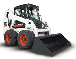 Bobcat and skidsteer tyres