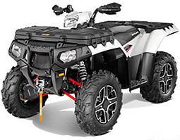 Polaris ATV Tyres
