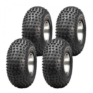 Set of 4 Maxxis C829 (4X 145/70-6)