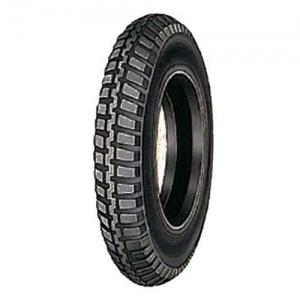 3.00-8 Duro HF221 Block Tyre and Tube